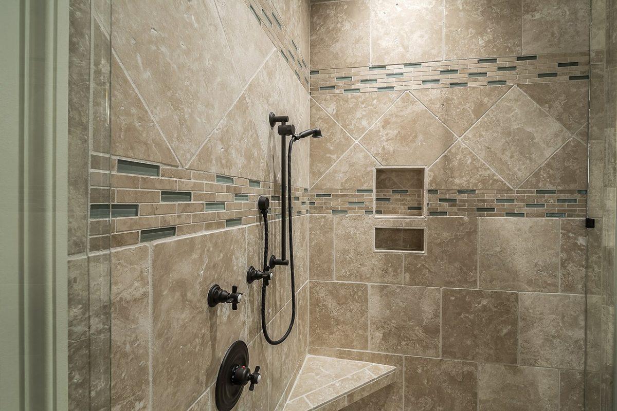 Photo by GregoryButler on Pixabay https://pixabay.com/en/shower-tile-bathroom-interior-389273/